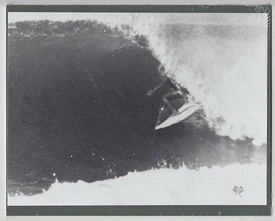 1968 Eddie Aikau At Haleiwa, Oahu Hand Printed By Photographer On 8X10 Matt
