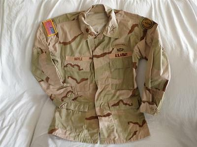 Movie Memorabilia - ALLEGIANCE - National Guard Uniform Desert Fatigues Boyle