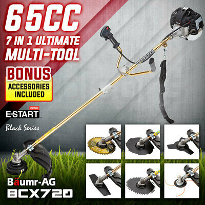 Baumr-AG Pole Brush Cutter Whipper Snipper Trimmer Line Brushcutter Tree Pruner