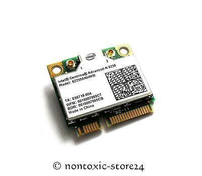 Intel 6230 Centrino Advanced-N 6230 Dual Band Wifi Bluetooth mini pci-E