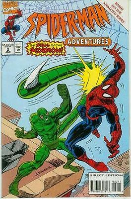 Spiderman Adventures # 2 (USA, 1995)