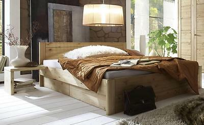 bettgestell doppelbett bettrahmen bett 180x200 kiefer. Black Bedroom Furniture Sets. Home Design Ideas