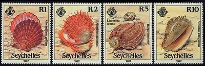 1987 Seychelles Sea Shell Muh Stamp S29