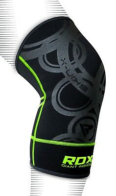 RDX Knee Support Compression Leg Brace Gel Pad Guard Protector Sport Work Injury