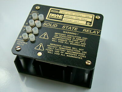 Payne Engineering 240V 15A Relay 11DZ-2-15