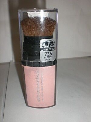 MARY-KATE AND ASHLEY BARE EFFECTS SHEER MINERAL POWDER 736 PRETTY PINK .35oz
