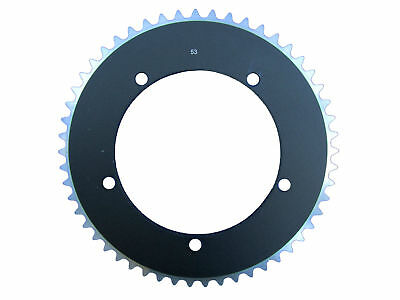 Chainring Track Single Fixie 144BCD x 1/8 x 53T Lanxi