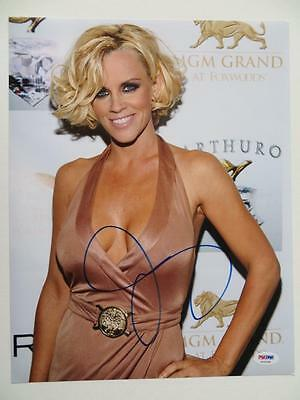 Jenny McCarthy Signed Authentic Autographed 11x14 Photo (PSA/DNA) #S23186