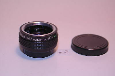 Star-D 2X 4E Mc Auto Tele Converter Thread 42Mm