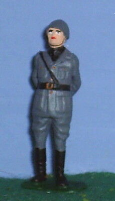 TOY SOLDIERS METAL WWII ITALIAN DICTATOR MUSSOLINI 54MM