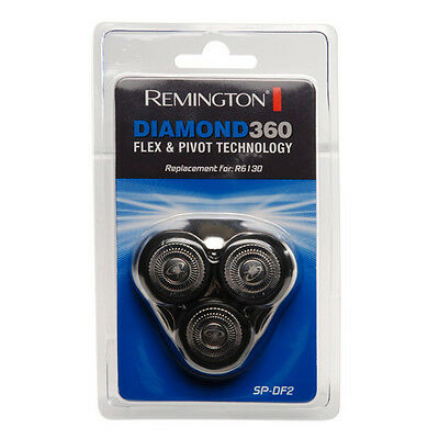 Remington R6130 R7130 Cutting Heads SP-DF2 *** BRAND NEW & FACTORY SEALED ***