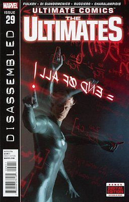 Ultimate Comics Ultimates #29 Comic Book 2013 - Marvel
