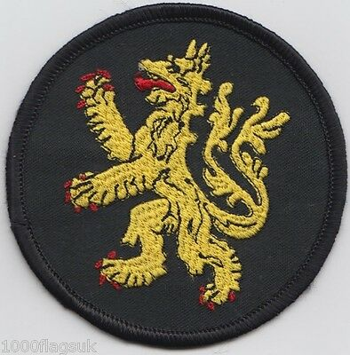 RAF no. 78 Tactical Squadron Royal Air Force Embroidered Crest Badge Patch *
