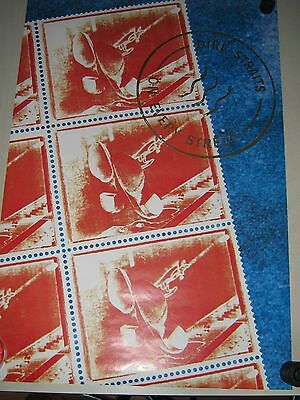 Dire Straits/ Orig. Vint. Promo poster / On Every Street / Exc.+ New cond. 23x34