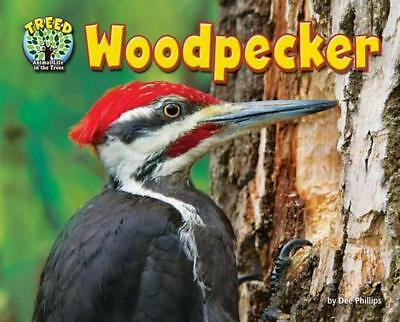 Woodpecker by Dee Phillips (English) Library Binding Book Free Shipping!