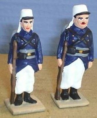 TOY SOLDIERS AMERICAN FFL SONS OF THE DESERT COMEDY ACTORS LAUREL & HARDY 54MM