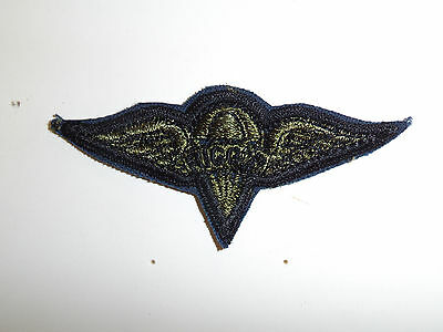 b3033 Vietnam US Army Parachute Rigger Wing subdued C13A9