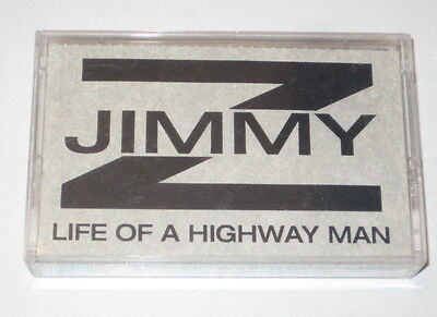 MC/JIMMY Z/LIFE OF A HIGHWAY MAN//Innen signiert (signed)