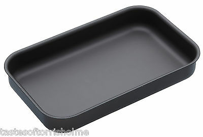 Master Class Professional Non Stick Hard Anodised 27cm Baking Pan Tray
