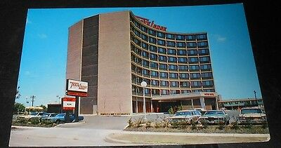 Vintage Postcard Travelodge houston southwest. Texas