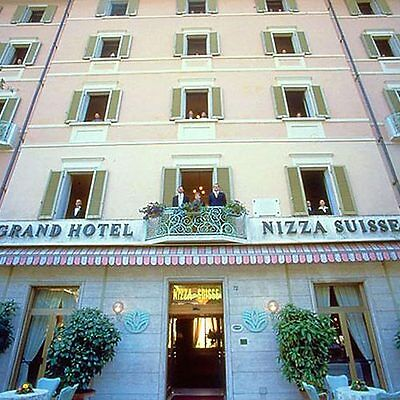 5 days GRAND HOTEL NIZZA et SUISSE 4* Holiday Trip Vacation Tuscany Italy