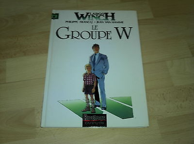 Largo Winch Tome 2 Le Groupe W
