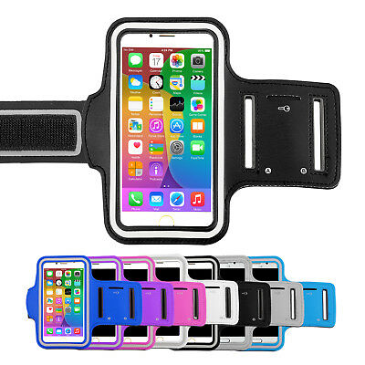 Sport Gym Running Exercise Jogging Armband For Apple iPhone 7 Arm Band Case