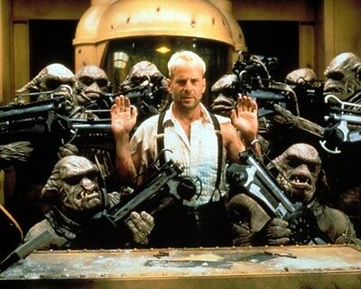 Willis, Bruce [The Fifth Element] (41197) 8x10 Photo
