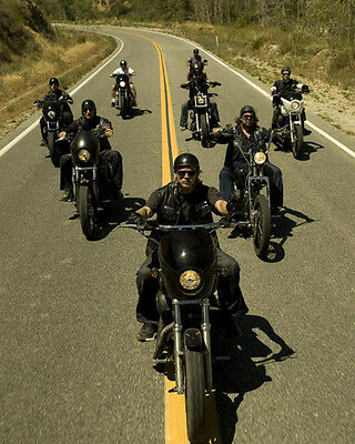 Sons of Anarchy [Cast] (39842) 8x10 Photo