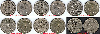 LUCKY Sixpence 1947 to 1951 Choose date Discounts up to 80%