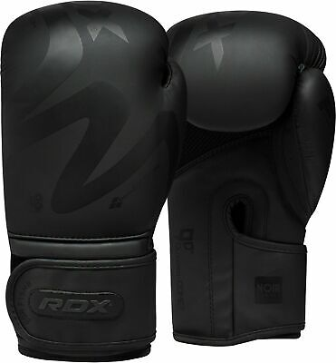 RDX Boxing Gloves Training Muay Thai Sparring Punching Kickboxing Fighting Mitts