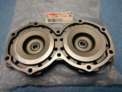 New Yamaha Wr 650 Cylinder Head 6M6-11111-00-8S Wave Runner Lx Wr650