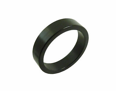 "Headset  Spacer 1-1/8"" x 8mm x 35mm Anodised Black Prestine PT67A"