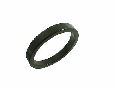 "Headset Spacer 1-1/8"" x 5mm x 35mm Anodised Black Prestine PT67A"