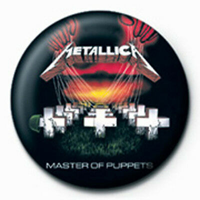 Metallica - Master of Puppets BT 240 - Ø2,5 cm