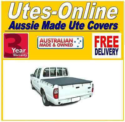 Ford Courier & Mazda Bravo Dual Cab Ute Tonneau Cover Tarp 1999 to 2006