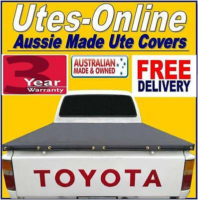 Toyota Hilux Dual Cab Ute 1998 To March 2005 Tonneau Cover Tarp