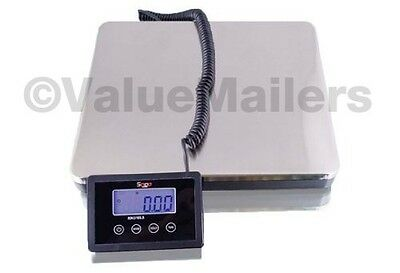 Saga 360 Lb Digital Postal Shipping Scale Heavy Duty W/ac 160 Kg