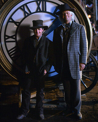 Back To The Future Part 3 [Cast] (33177) 8x10 Photo