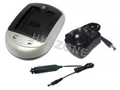 Battery Charger for NIKON EN-EL14 ENEL14 D5200 D5100 D3200 D3100 P7100 P7700