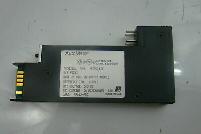 Reliance Electric 24V AutoMate Module 45C63