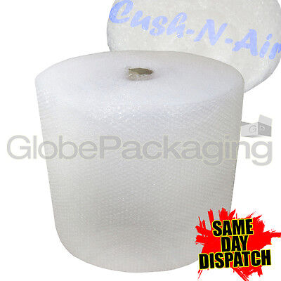 300mm x 100M ROLL OF BUBBLE WRAP 100 METRES PACKAGING