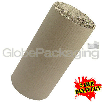 600mm x 25M CORRUGATED CARDBOARD PAPER ROLL 25 METRES