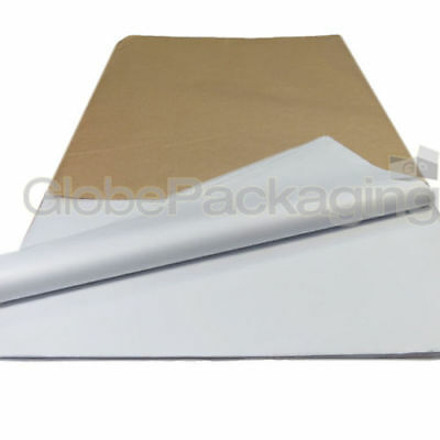 500 Sheets Of White Acid Free Tissue Paper *OFFER* 24HR