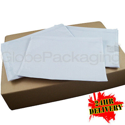 2000 A6 Plain Document Enclosed Wallets Envelopes Bags