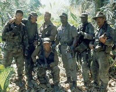 Predator [Cast] (5042) 8x10 Photo