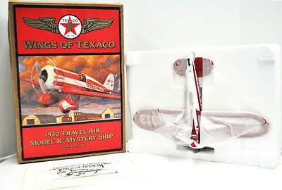 ERTL 1930 Wings of Texaco Bank Model R 'Mystery Ship' H501 5th in Series