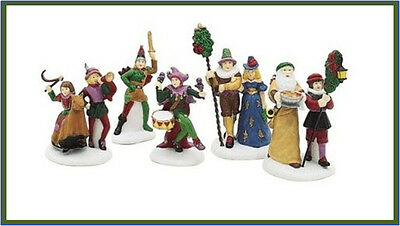 Dept 56 Dickens HERE WE COME A-WASSAILING MIB MINT!