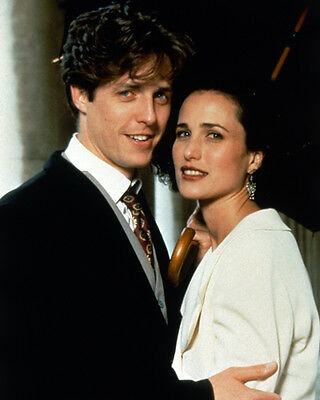 Four Weddings and A Funeral [Cast] (5998) 8x10 Photo