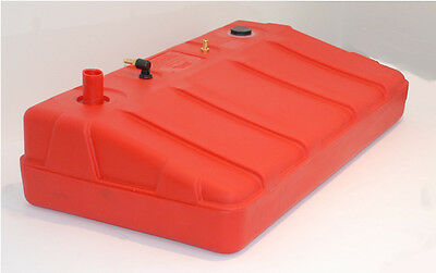 New Era Fuel Tank - 50Ltr -Deck Fill - Includes Electronic Send and Guage